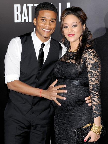 tia mowry and cory hardrict. Actor Cory Hardrict returns to
