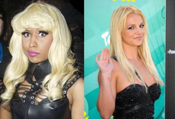 New Music: Britney Spears Featuring Nicki Minaj and Ke$ha-Till The World Ends(Remix)