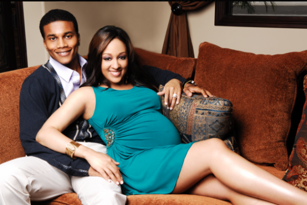 tia mowry baby shower pictures. Tia Mowry and Cory Hardrict