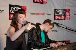 Karmin Performing Look At Me Now