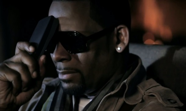 r kelly love letter album cover. R. Kelly drops a video from