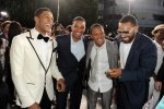 Romeo Jumping The Broom Premiere with Pooch Hall, Laz Alonzo & Mike Epps