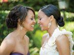 Tamera Mowry @ Tia's Wedding