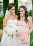 Tia @ Tamera Mowry's Wedding