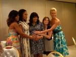Wendy, Tamera, Tia & Brittany