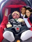 Cree In Car Seat