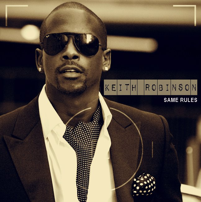 Keith Robinson Talks Music
