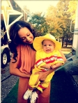 Tia Mowry With Cree