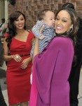 Tia & Tamera With Cree