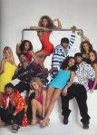 Beyonce & Dancers