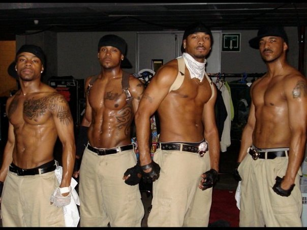 Beyonce Male Dancers