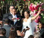 Tia & Cory Married