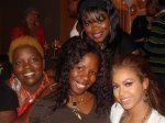 The Mamas with Beyonce