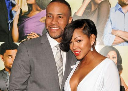 Devon Franklin & Megan Good Franklin