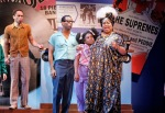 HAIRSPRAY—Sean Walton, Jon-Michael Reese, Joshlyn Lomax, Felicia Fields