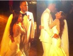 Megan Good & Devon Franklin Wedding Photos