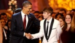 Obama & Justin Bieber