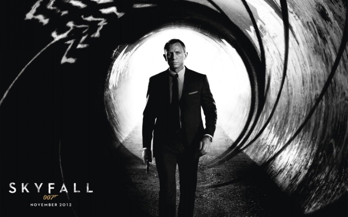 007 Skyfall (Trailer Inside)