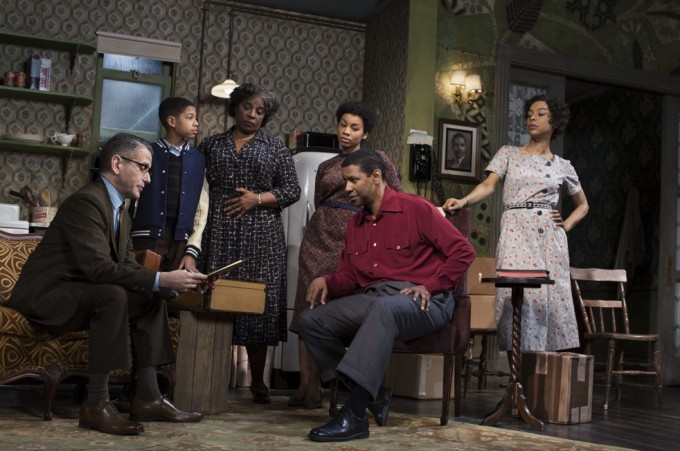 "All-Star Cast Shines in Broadway's ""A Raisin In The Sun"" Revival"