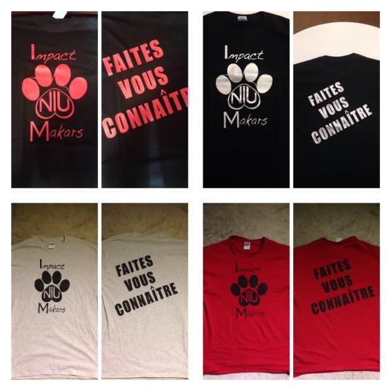 Impact Makars Shirts (4 different shirts)-2