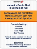 Soldier FIeld Job Fair