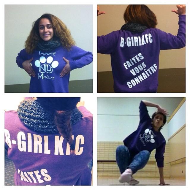 Impact Makars: B-GirlKFC
