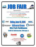 LEAP Job Fair