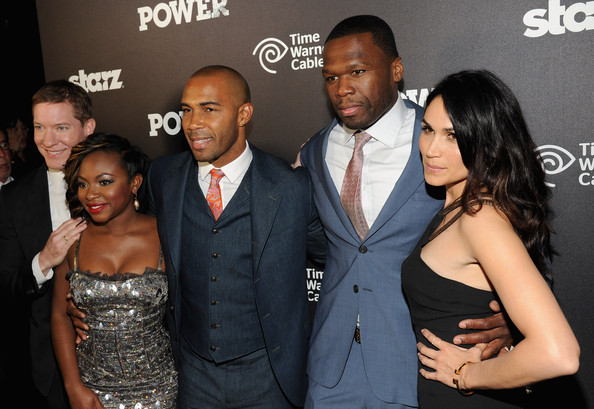 Cast Of Power